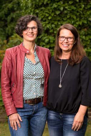 Tagesmütter Ute Schwichtenberg & Steffi Telge
